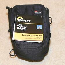 Lowepro Toploader Zoom 50 AW  Camera Bag - (Black)