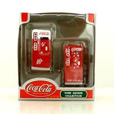 Coca-Cola Town Square Collection 2000 Vending Machines