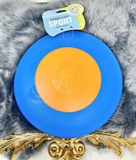ORBEE TUFF ZOOM FLYER - Planet Dog Glow in Dark Durable Buoyant Frisbee Dog Toy