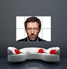 House MD Hugh Laurie Gigante Pared Arte Impresión Póster Foto WA130
