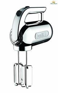 Dualit Hand Mixer - Chrome Finish 4 Speed - 89300 - Brand New UK