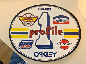 old school bmx DJP racing number plates circa 1986 red//white//blue