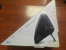 Samsung WAM-550 Bluetooth Wireless Audio MultiRoom Speaker M5 Shape Black #1
