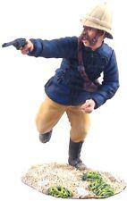 W Britain 20072 Zulu War British 24th Foot Officer In Patrol Jacket No 1 1/30