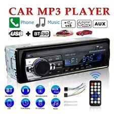 Autoradio mit Bluetooth Freisprech USB TF AUX FM 1 DIN MP3 Player Fernbedienung