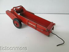 VINTAGE INTERNATIONAL HARVESTER MCCORMICK-DEERING FARM TRACTOR SPREADER