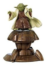 Star Wars Attack of The Clones Yoda Action Figure
