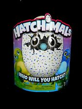 HATCHIMALS Hatching Egg Toy (read the story) DRAGGLE Blue/Green Egg  sealed box