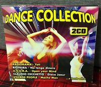 100 Dance Collection 2 CD Nuovo Volume 6 7 Radiorama Righeira Village People N