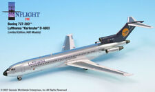 Inflight IF722005 Lufthansa Boeing 727-200 D-ABCI Polished Diecast 1/200 Model