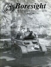 Boresight Chi He Janpanese Medium Tank Vol.7 No.1 1.1999 January Issue Magazine