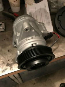 A/C Compressor JEEP Cherokee Wrangler UAC CO 22034C CO22034C - New