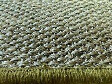 SISAL ECO FRIENDLY NATURAL WHIPPED MAT CARPET RUG/RUNNER 66cm x 360cm RRP £240