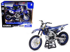 YAMAHA RACING YZ450F COOPER WEBB #2 1/12 MOTORCYCLE MODEL BY NEW RAY 57893