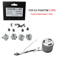 Original 2312S Brushless Motor+Propeller Bracket for DJI Phantom 4 Pro Drone RC