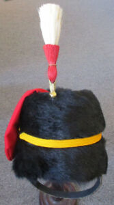 Royal Gloucestershire Hussars Trooper's Busby