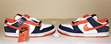 Nike Dunk Low Pro SB Broncos White Orange Navy Men's Shoes Size 11.5 (304292184)