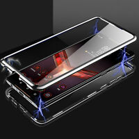 For ASUS ROG Phone II 2 / ZS660KL Accessories Tempered Glass Metal Shell