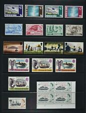 TRISTAN DA CUNHA, QEII, a collection of 39 stamps, UM & LMM condition.