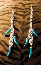 Handmade Alloy Drop/Dangle Costume Earrings