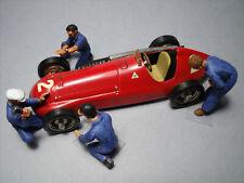 1//43  FIGUREN   MECHANIKER 1970  VROOM  SET 43  FOR  MINICHAMPS  SPARK