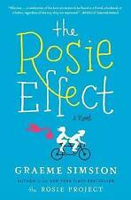 The Rosie Effect: A Novel-ExLibrary