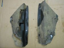 2003 Kawasaki KLF 250 Bayou front inner fender mud flaps left and right