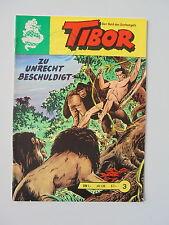 TIBOR - Der Held des Dschungels - Heft Nr. 3 | Lehning Drachen.