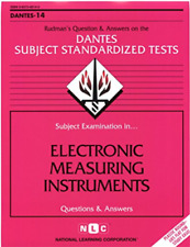 National Learning Corporation-Electronic Measuring Instruments BOOK NEW