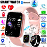 Smart Watch Reloj Inteligente Touch Women Men Heart Rate For iPhone Android IOS