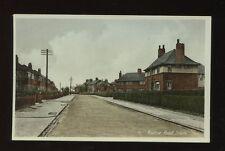 Lancashire Lancs IRLAM Roscoe Rd c1920/30s? PPC