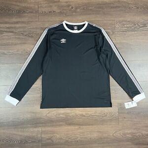 Umbro Long Sleeve Men's XXL Shirt