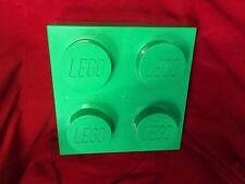 Lego Large Green Display Block