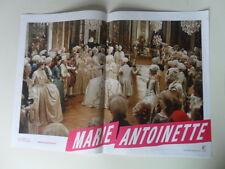 """LOCANDINA FILM """"MARIE ANTONIETTE"""" (B)"""