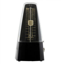 MONTFORD METRONOME PYRAMID GLOSS BLACK FINISH