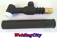 TIG Welding Torch Head Body 26FV Flex/Valve Air-Cool 200A WP-26FV US Seller Fast