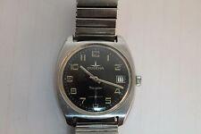 Antique Vintage Old Swiss Made Dugena 3905 Men's Wrist Watch. 17 Jewels.
