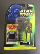 EV-9D9 Droid 1997 STAR WARS Power of the Force POTF FF Freeze Frame