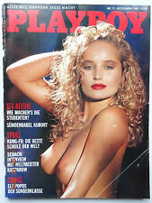 Playboy - D 11/1989, Sandy Greenberg,  Gary Kasparov, Sharon Mailuhu, Falco