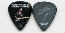 SCORPIONS 2014 Forever Tour Guitar Pick!!! MATTHIAS JABS custom stage MIS-PRINT
