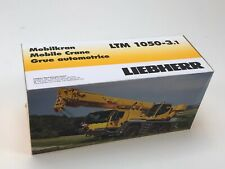 WSI Liebherr Mobile Crane LTM 1050-3.1 Scale 1:50 Limited Edition