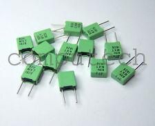 0,27uF 270nF 63V 5% Condensatore VISHAY ROEDERSTEIN MKT1826 5 pezzi