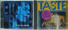 Taste : Live at the Isle of Wight & Rory Gallagher : Etched in Blue CDs