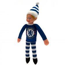 Chelsea FC Squadra ELF CHRISTMAS giocattolo su una mensola