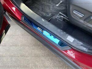 für Kia Seltos Auto Zubehör Teile Einstiegsleisten Beschützer Türschutzleisten