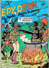 EPYDERM n°2 # 1985 # CRISSE/BOUTEVILLE/BOB...