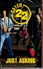 NEW Catch 22 Just Asking 1992 Cassette Tape Single Rap Hiphop