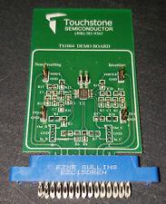 Touchstone Semiconductor TS1004 Quad Op Amp Demo Board