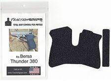 textured rubber grip tape overlay for Bersa Thunder 380 pistols / pistol grips