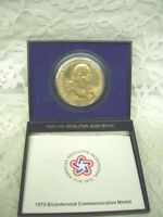 AMERICAN REVOLUTION BICENTENNIAL COMMEMORATIVE MEDAL COIN GEORGE WASHINGTON